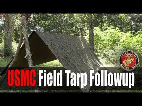 Revisiting The USMC Field Tarp