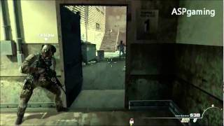 Call of Duty: Modern Warfare 3 [Walkthrough] Mission 1 (Black Tuesday)
