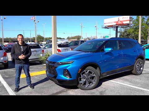 Is The 2020 Chevrolet Blazer RS A Compact SUV Worth The MONEY?