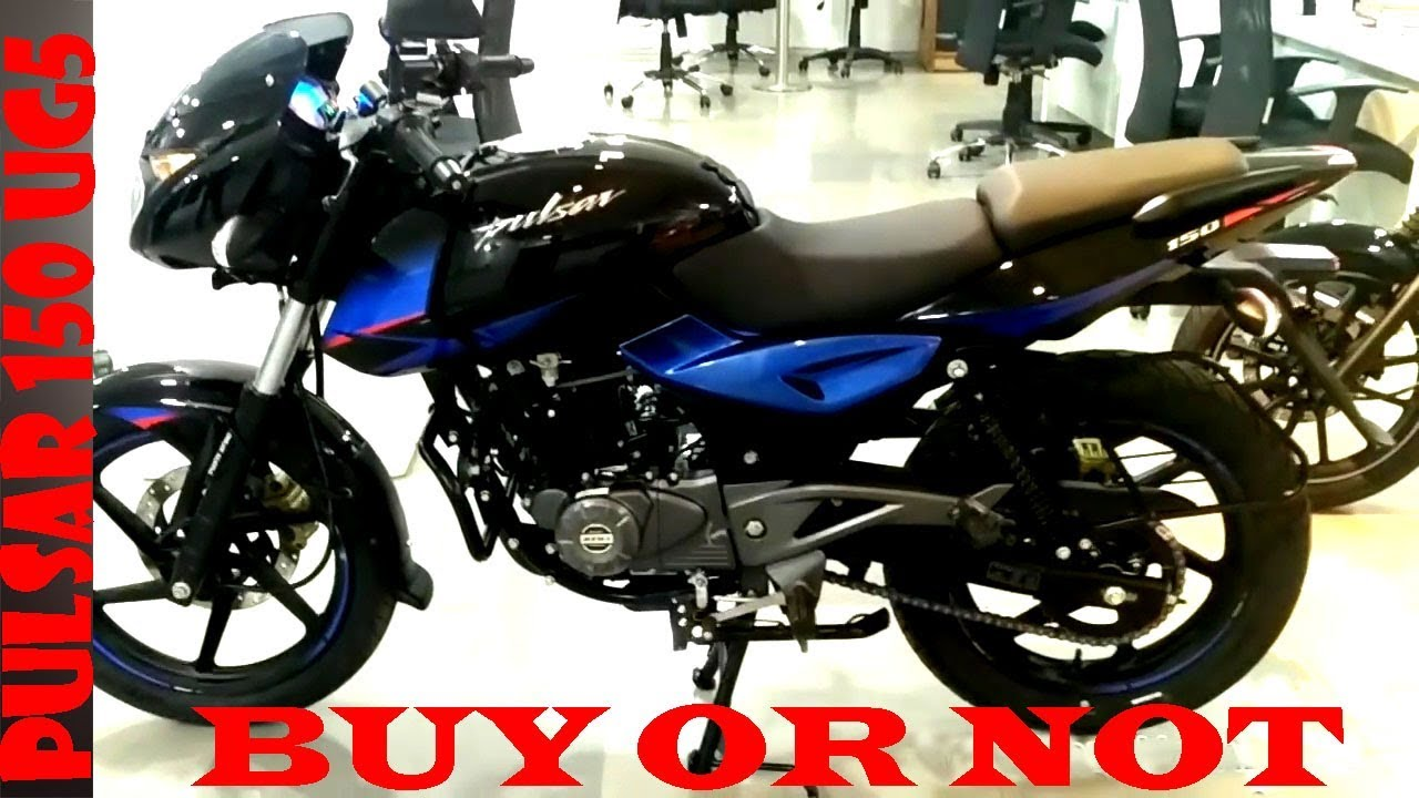 New Pulsar 150 UG5 | Buy or Not | All details & Price by BABU TUBE