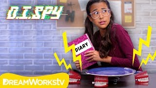 How to Booby Trap Your Diary (DIY Pressure Plate) | D.I.SPY