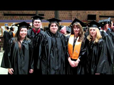 GCC Spring 2011 And Commencement Memories
