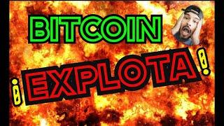 ❗️❗️ESPECTACULAR❗️❗️ BITCOIN EXPLOTA!! a los $13.000!!   Análisis ETHEREUM hoy