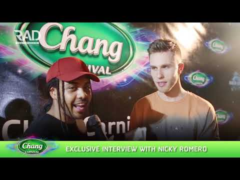 Exclusive Interview with Nicky Romero และ Yves V