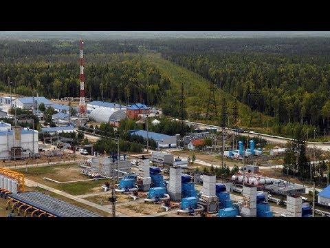Газовая промышленность как один большой организм. Анна Ошуркевич узнала где у него сердце