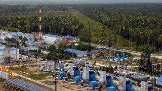 видео Гидроэнергетический комплекс Сибири