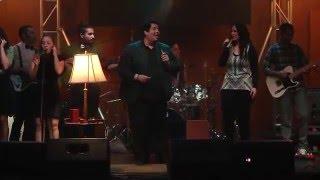 Santo (Kodoish) - En Vivo - Mariel ft Isaías Alfonso - Concierto de Lanzamiento
