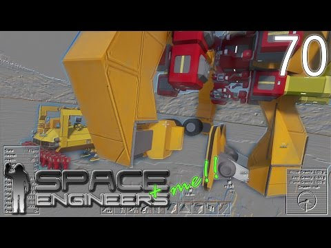 Atlas Gantry and Drill Ship Guide | Space Engineers + Me! #7