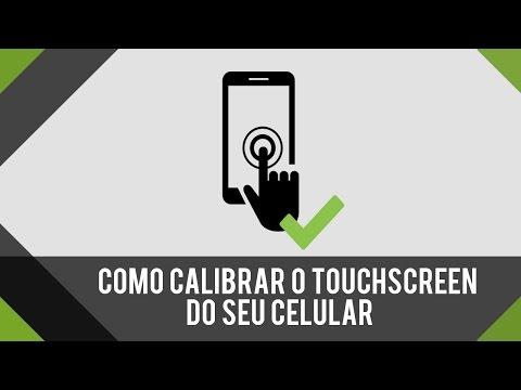 Como calibrar o Touchscreen do seu celular | MELHORE O TOQUE | FÁCIL E EFICAZ