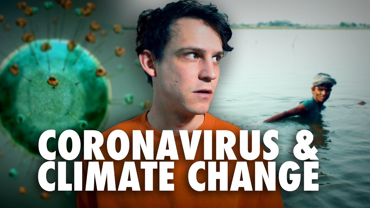 Different Crises: Coronavirus & Climate Change
