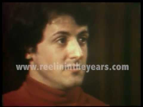 Sylvester Stallone Interview 1977 (Rocky) Brian Linehan's City Lights