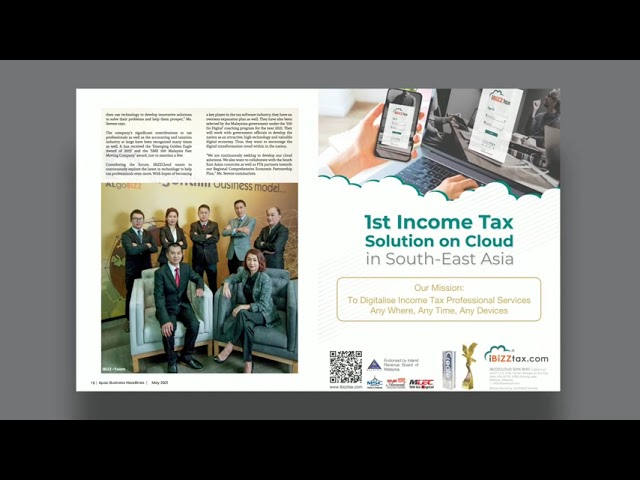 10 Most Trusted Tax Solution Provider of 2021 in Asia-Pacific