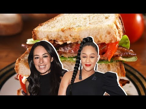 Joanna Gaines Vs Tia Mowry: Whose BLT Is Better?