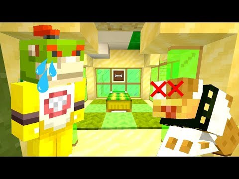 BOWSER JRS DOG IS DYING *EMOTIONAL*  Nintendo Fun House  Minecraft 362