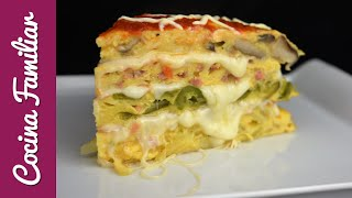 Pastel de tortillas | Javier Romero