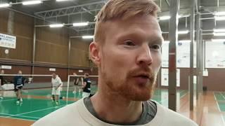 Henri Hurskainen om skadan och rollen som tränare