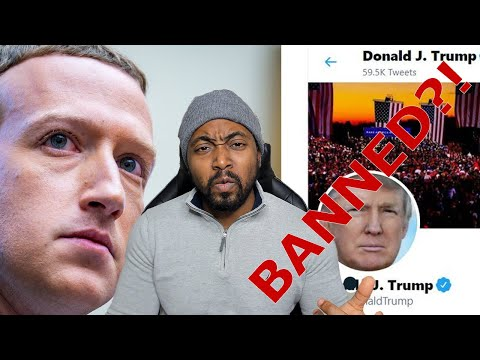 Big Tech Continues To Pour Gas On A Fire As Facebook & Twitter Make Moves To Permanently Ban Tru