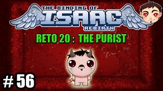 BINDING OF ISAAC: REBIRTH #56 - [RETO 20]: The Purist