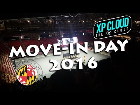 XP Vlogs | College Move In Day!!
