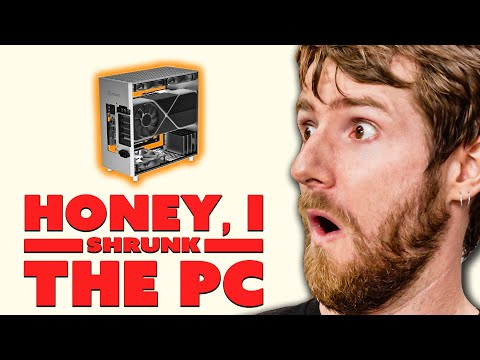 The Fastest Gaming PC… Is THIS BIG???
