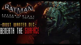 Batman Arkham Knight: Season of Infamy DLC - Beneath the Surface (Killer Croc) Walkthrough thumbnail