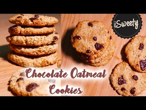 How to make oatmeal cookies without butter