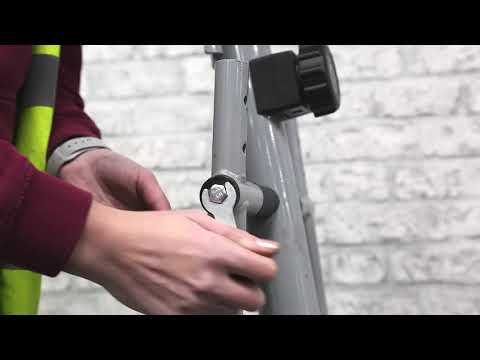 JLL® CT300 Elliptical Cross Trainer - Assembly And Unboxing
