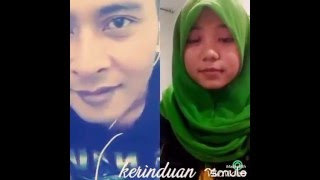 Video Duet romaNtik ~ Kerinduan (cover) smule download MP3, 3GP, MP4, WEBM, AVI, FLV Mei 2018