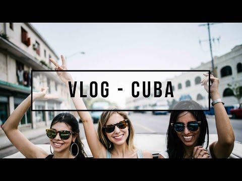 Vlog - Viagem para Cuba