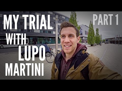 My Trial in Wolfsburg | Part 1