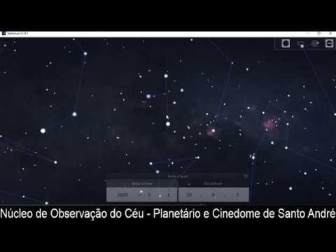 Vídeo Aula 15 - Parte 2 de 4 - Localização Geográfica via Cruzeiro do Sul