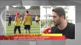 FUTBOL | Sabri Sarıoğlu'ndan Açıklamalar
