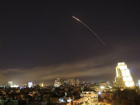 Сирийская система ПВО отразила новую ракетную атаку