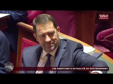 Les questions d'actualité au gouvernement / Un futur parquet national an... - Sénat 360 (19/12/2017)
