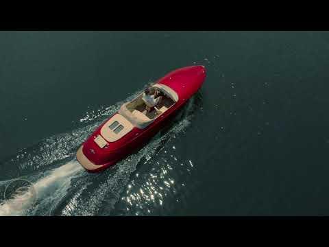 Hermes Speedster | Dark Red | Seven Seas Yachts 2020