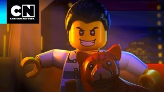 El Jefe De Ladrillo - Parte 1 | Lego City | Cartoon Network