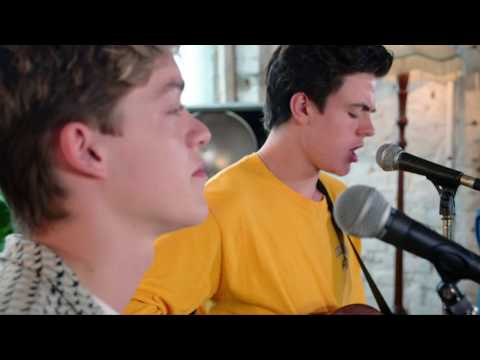 Paradise - George Ezra (New Hope Club and Rio Cover) For CBBC 'Got What it Takes'