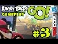 Let's Play Angry Birds Go: Oh Bomby!! (Speedy Way pt. 3) TELEpods Gameplay Action