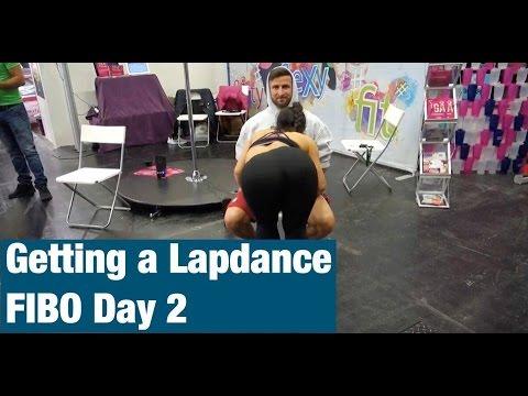Getting a Lapdance: FIBO Day 2