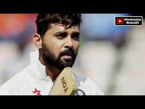 Syed Mushtaq Ali T20 Trophy 2019 | Explosive batsman Murali Vijay hit a stormy century