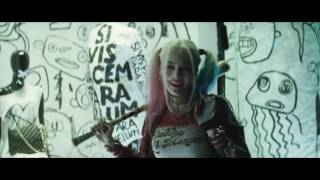 Skillet - Undefeated // Suicide Squad // Music Video