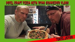 Devil Craft Pizza and beer w/ Ryan Schneider VLOGS | EPIC DEEP DISH Chicago style Pizza