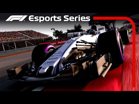 F1 Esports | PC Qualifying Race 3 | Spain