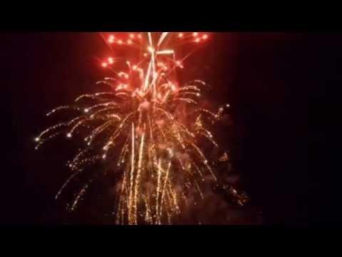 18. Internationales Musikfest Bad Bramstedt 2015 Impressionen und Feuerwerk