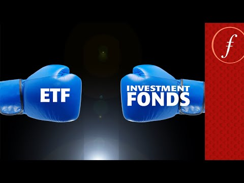 Investmentfonds vs ETF
