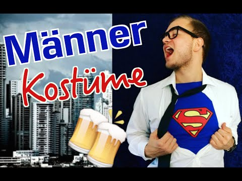 Diy Karneval Kostum Ideen Fur Manner Kostume Fur Ihn 2017 Youtube
