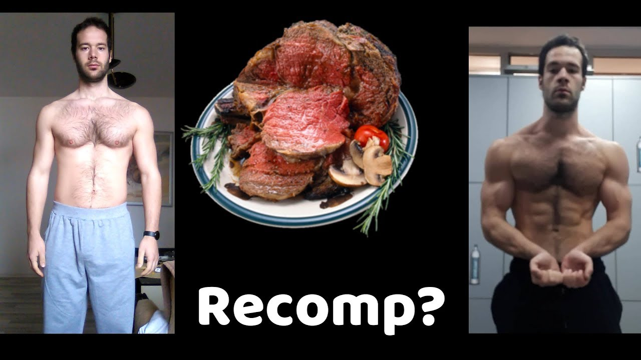 very high protein diets for body recomp