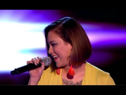The Voice UK 2014 Blind Auditions Jai McConnell  'Never Forget You' FULL