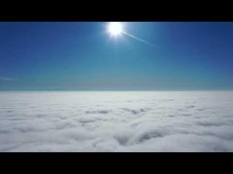 DJI Mavic 2 PRO, Above The Clouds