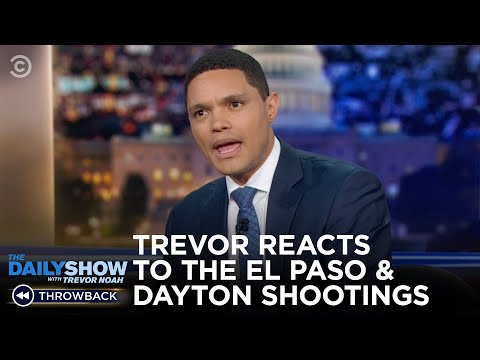 Controversy over Trump's visits to grieving Dayton, Ohio, and El Paso, Texas I Nightline from YouTube · Duration:  9 minutes 13 seconds